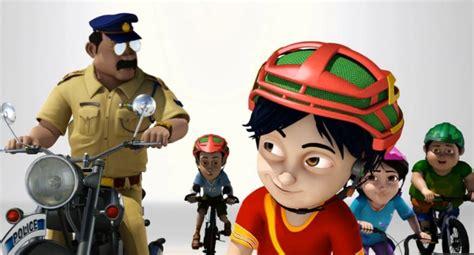 film kartun india mengenal tokoh kartun shiva yang lagi hits di tahun 2017