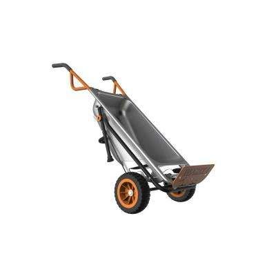 wheelbarrows yard carts garden tools the home depot
