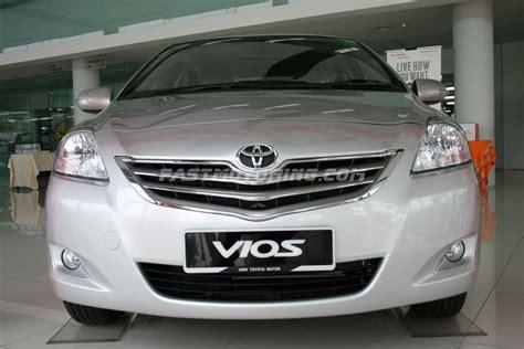 Emblem G Vios Ori 1 Toyota Vios Reviewfastmotoring Fastmotoring