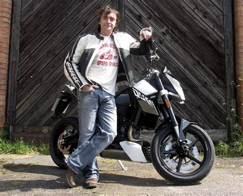 Ktm Top Gear Top Gear S Richard Hammond Gets Ktm Duke 690 Mcn