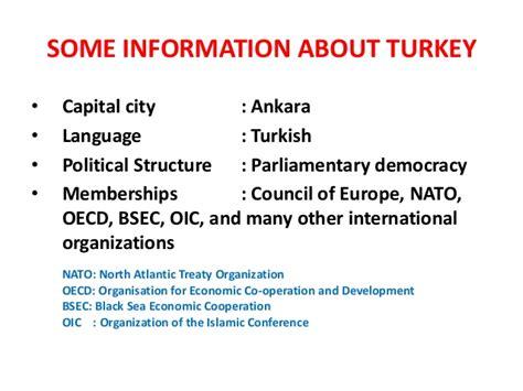 turkey presantation