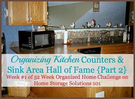 home storage solutions 101 organized home organizing kitchen challenge hall of fame part 2