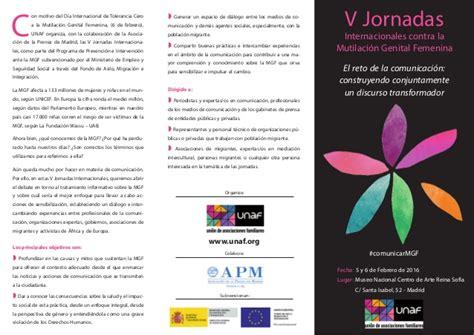 descargar programa designmantic v jornadas internacionales contra la mutilaci 243 n genital
