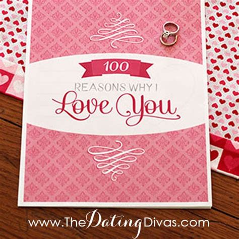 100 reasons why i love you from the dating divas 100 reasons why i love you from the dating divas