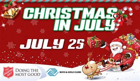 celebrate christmas in july and help fox8 s gifts for