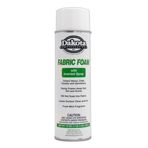 upholstery cleaner foam dakota fabric foam carpet and upholstery cleaner