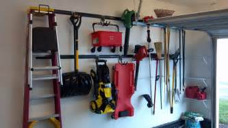Home Design Simple Rubbermaid Fasttrack Garage Organizing Rubbermaid Fast Track Wall System
