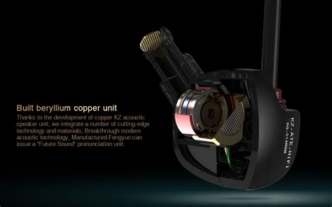 Knowledge Zenith Kz Ate Earphones With Mic Hifi Stereo Bass zenith knowledge copper driver hifi sport earphone with