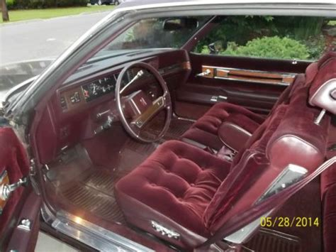 sell   oldsmobile cutlass supreme brougham coupe  original miles classic