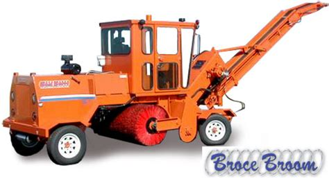 broce broom birmingham machinery cowin equipment company