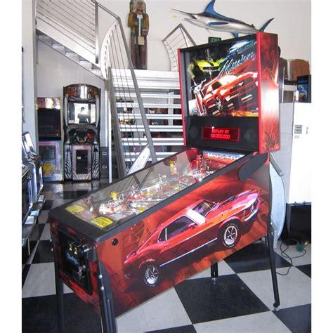mustang pinball machine mustang pro pinball machine the newest offering