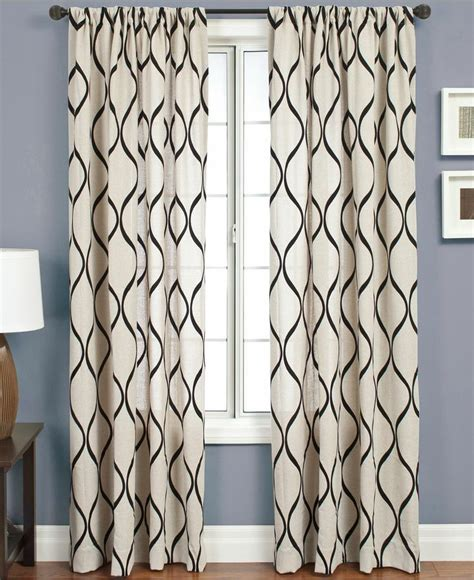 macy s curtains and window treatments softline window treatments pavilion collection fashion