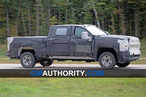 2020 Chevrolet Truck Images by New 2020 Silverado Hd Work Truck Pictures Gm Authority