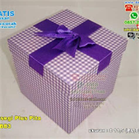 Kotak Kado Pita Polos 30x22x7 pita kado souvenir pernikahan