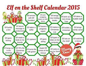 2015 on the shelf calendar a grande