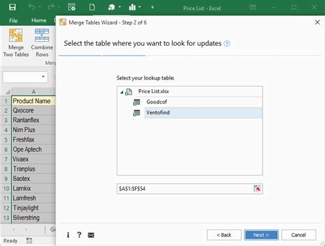 repository pattern lookup tables how do you split one cell into two in excel 2010 add ins