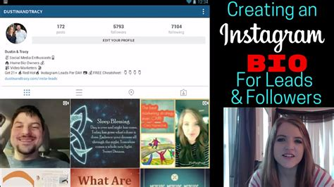bio instagram english creating an instagram bio that attracts leads and