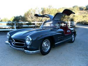 1957 Mercedes 300sl Gullwing Sold 1957 Mercedes 300 Sl Gullwing Grundfor