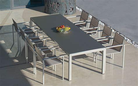 tables de jardin  terrasse design terrasse  demeureterrasse  demeure