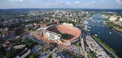 Does Ut Knoxville An Mba Program by The Of Tennessee Athletics Impact Study Tripp