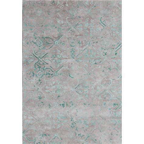 Dynamic Rugs Posh Abstract Grey Green 2 Ft X 4 Ft Area Grey And Green Area Rug