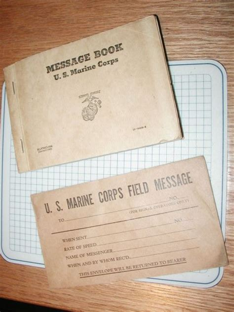 book of unsent messages books usmc field messages g503 vehicle message forums