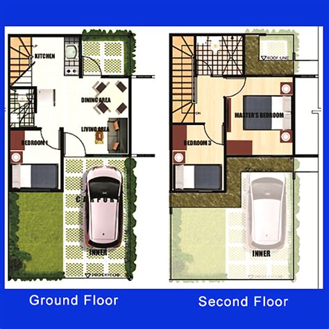 75 Square Meters In Feet Catherine Townhouse Bahaypilipinas