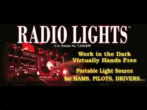 lights radio radio lights free lights for hams pilots drivers