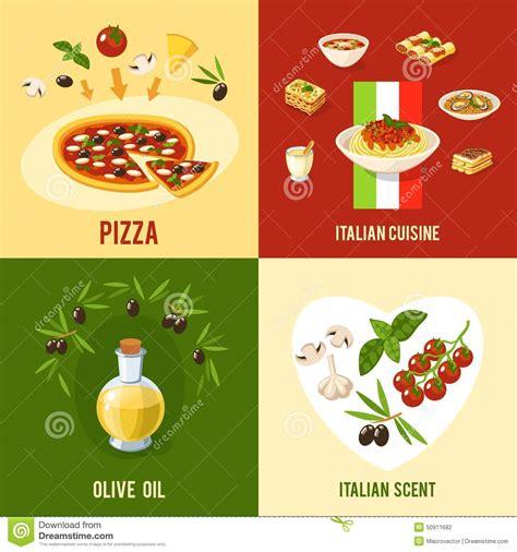 illustration cuisine food design concept stock vector illustration of