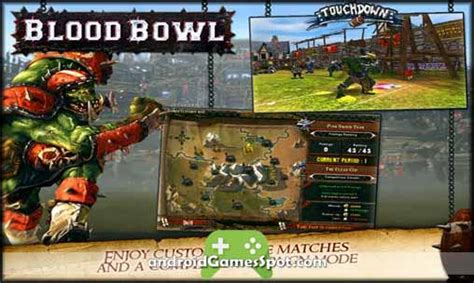 blood apk blood bowl apk free