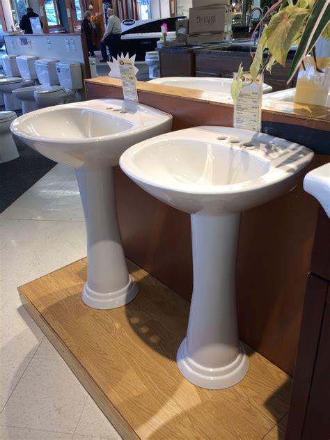 types  sinks bathroom lavatory pedestal