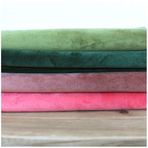 Pink Box 10 X 10 X 10 Cm brunei velvet fabric dusty pink x 10cm