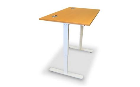 Used Sit Stand Desk Sit Stand Desk New Used Office Furniture Glasgow Scotland