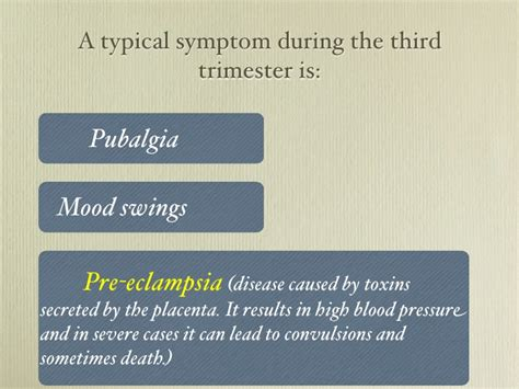 mood swings in third trimester obstetrics quiz