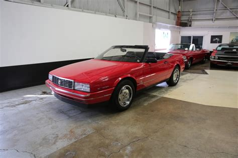 1993 cadillac allante for sale 1993 cadillac allante convertible cars for sale