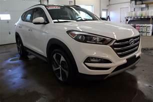 Hyundai Tucson 6 Cylinder Used 2017 Hyundai Tucson Se 1 6l 4 Cyl Turbo Automatic Awd
