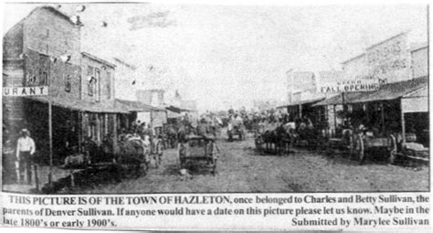 Indiana Records 1800s Hazleton
