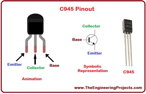 c945 transistor function introduction to c945 the engineering projects
