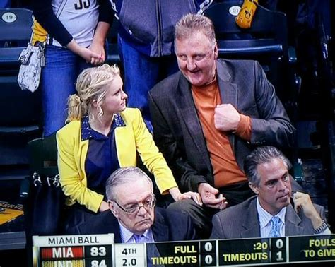 who is this with larry bird update