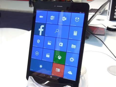 windows mobile tablet the upcoming pipo u8t windows 10 mobile tablet uses arm