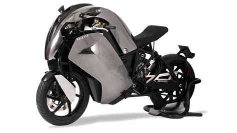 Elektro Motorrad by Saietta R Dieses Abgefahrene Elektromotorrad Gibt Es