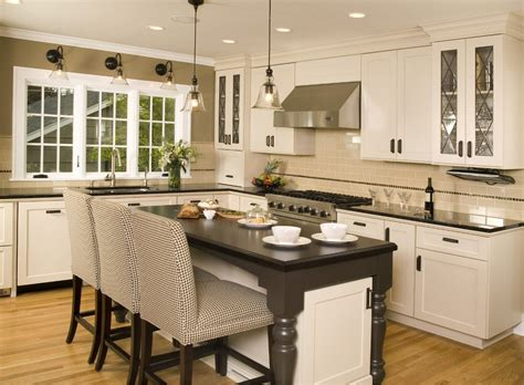 ecclectic kitchen furniture with traditional breakfast breakfast bar mocha kitchen cabinets traditional seattle