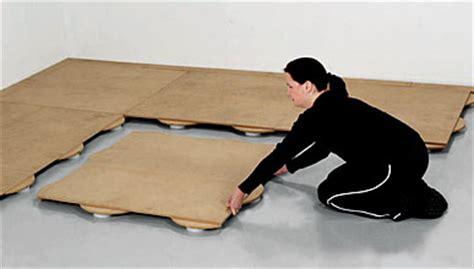 Flamenco Floor by Sprung Floors