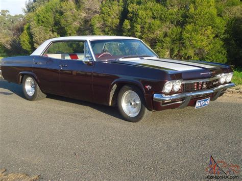1965 impala 4 door 1965 chevrolet impala 4 door pilarless 454 big block