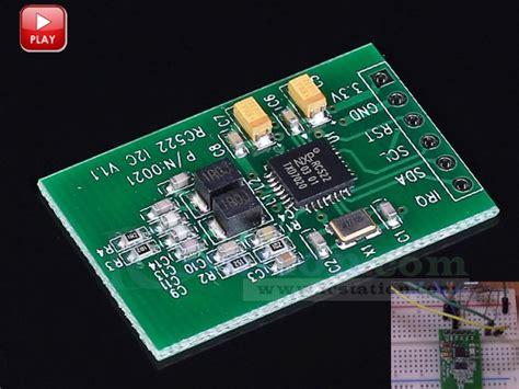 Rc522 Rfid Rf Ic Card Sensor Module 13 56mhz rc522 rfid reader writer module i2c interface ic