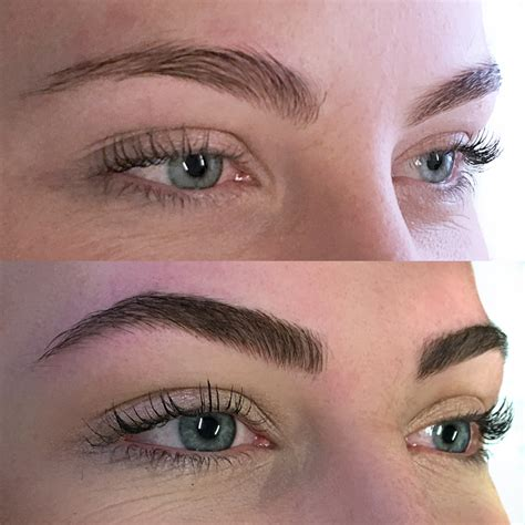 eye brow tattoo portfolio my cosmetic
