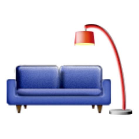 Couch And L Emoji U 1f6cb