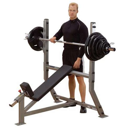 Developpe Incline by Banc De Musculation Banc Developp 233 Inclin 233 Olympique