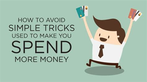 Simple Tricks To Make Your - how to avoid simple tricks used to make you spend more money
