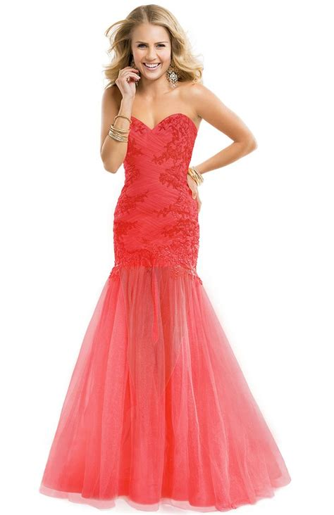 B1 Chilia Dres Dress Wanita hourglass dress with tulle skirt lace appliques by flirt style